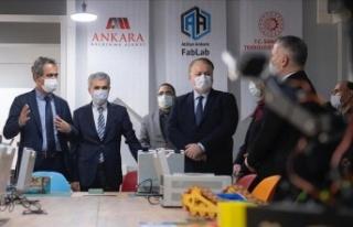 MEB'in İlk Açık Erişimli Atölyesi Ankara'da...
