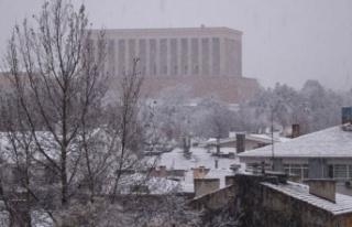 Meteoroloji'den Ankara'ya Kar Uyarısı!