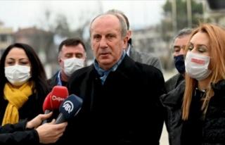 'Muharrem İnce İYİ Parti'den 10'a...