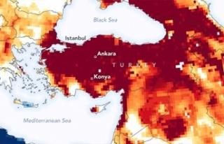 NASA'dan Türkiye'ye Kuraklık Uyarısı!