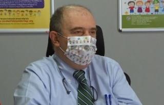 Prof. Dr. Ateş Kara 'Maskesiz Hayata Erken Geçiş'...