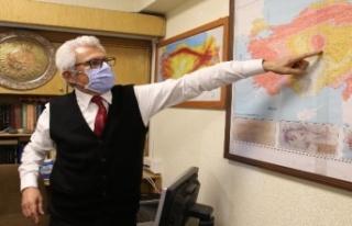 Prof. Dr. Süleyman Pampal Ankara'daki Depremi...