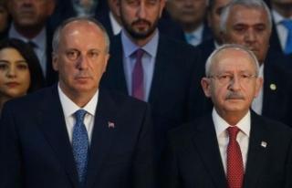 Şok İddia: 10 CHP'li Vekil Muharrem İnce'nin...