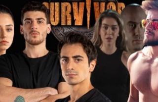 Survivor Ünlüler ve Gönüllüler Takımları Belli...