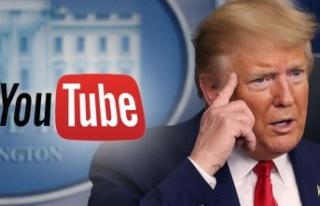 Trump'a Twitter ve Facebook'tan Sonra Youtube...