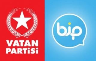 Vatan Partisi BİP'e Geçiyor