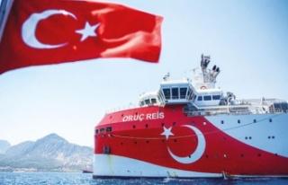 Yılın En Çok Aranan Gemisi 'Oruç Reis'
