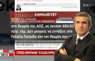 Yunanlar Hangi Türk Gazeteciyi Kahraman İlan Etti?