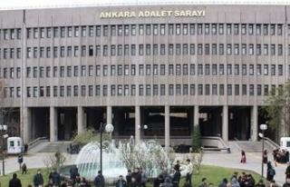 Ankara Adliyesi'nde Şok: Çöp Kutusunun Altında...