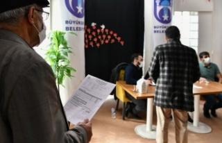 Ankara Büyükşehir'in Nohut Tohumu Desteğine...