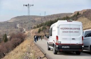 Ankara'da Dağlık Alanda Bulunan Cesedin Sırrı...
