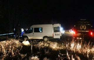 Ankara'da Sır Cinayet: Boş Arazide Aracın...