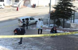 Ankara'da Sokak Ortasında Dehşet: Genç Kadını...