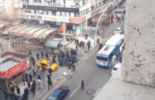 Ankara'da Yapılan 'Boğaziçi Provokasyonuna'...