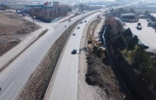 Ankara - Kahramankazan Arası 20 Dakikaya Düşecek