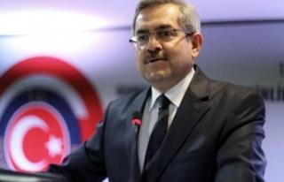Ankara Üniversitesi Rektörü Necdet Ünüvar'dan...