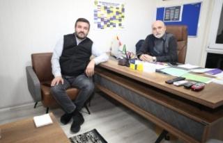 Ankaragücü Başkanı Fatih Mert'ten Hikmet...