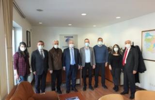 CHP Ankara'dan Elektrik Mühendisleri Odası'na...