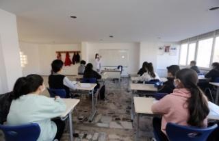 Destek Eğitim Merkezleri Yüz Yüze Eğitime Başladı