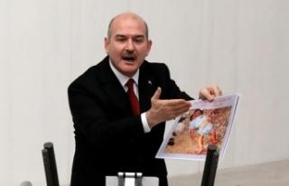 Gara'ya Giden Milletvekili Kim? Süleyman Soylu...