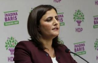 HDP Millletvekili Dirayet Dilan Taşdemir'e Soruşturma...