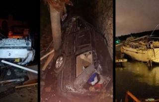 İzmir'de Dehşet Dolu Gece: Savaş Alanına...