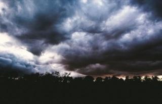 Ankara için Fırtına Uyarısı