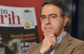 Mustafa Armağan'ın Derin Tarih'teki Görevine...