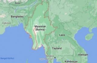 Myanmar Nerede, Hangi Bölgede?