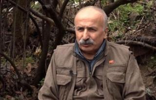 PKK'nın Sözde Yöneticisi Mustafa Karasu'dan...