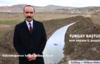 Turgay Baştuğ Başkent'in Derelerini Gezdi:...