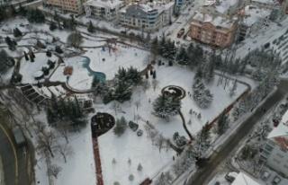Türk Dünyası Tonyukuk Parkı Altındağ'da...