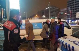 Ülkü Ocakları'ndan Ankara Sokaklarında Sıcak...