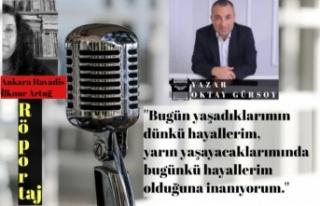 Yazar Oktay Gürsoy ile Röportaj: Bugün Yaşadıklarım,...