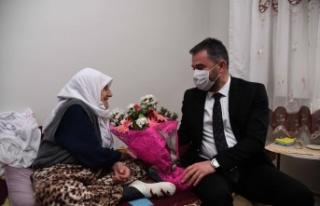 111 Yaşındaki Asırlık Çınar Fatma Anayurt'a...