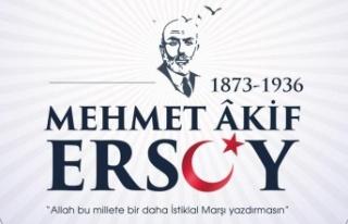 2021 'Mehmet Akif ve İstiklal Marşı Yılı'...