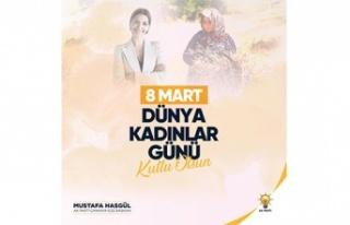 AK Parti Çankaya'dan 8 Mart Dünya Kadınlar...