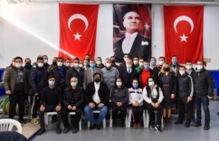 Ankara Büyükşehir Belediyesinden Spora ve Sporcuya...