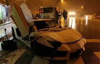 Ankara'da 5 Milyonluk Otomobil Hurdaya Döndü!