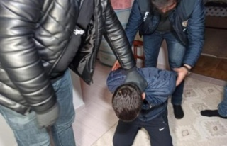 Ankara'da 'Aşevinde' Uyuşturucu Ticareti...