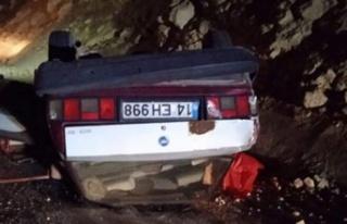 Ankara'da Feci Kaza: Evli Çifti Kaza Ayırdı!