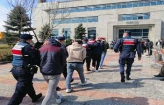 Ankara'da Kaçakçılık, Uyuşturucu ve Hırsızlık...
