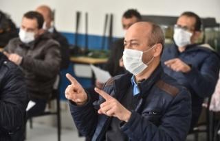 Ankara'da Şoförlere İşaret Dili Öğretilecek