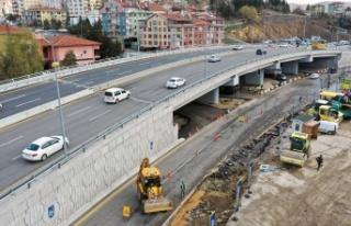 Ankara'da Trafiği Rahatlatacak Hamle: Çalışmalar...