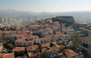 Ankara Kalesi Sokaklarında Büyük Çalışma