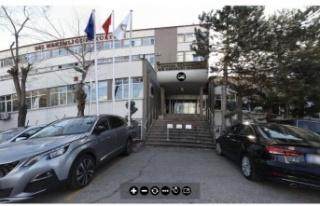 Ankara Üniversitesi Diş Hekimliği Fakültesi'nden...