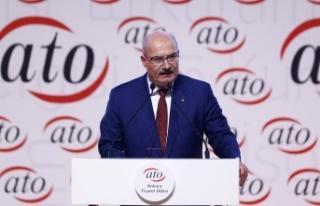 ATO Başkanı Gürsel Baran'dan 18 Mart Mesajı
