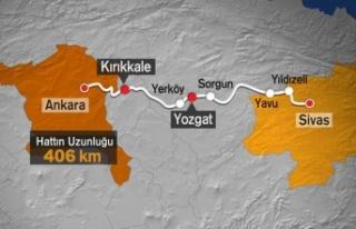 Bakan Müjdeyi Verdi: Ankara-Sivas YHT Hattı Haziran'da...