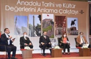 Başkent Tarihi Bilinmeden Anadolu Tarihi Anlanamaz