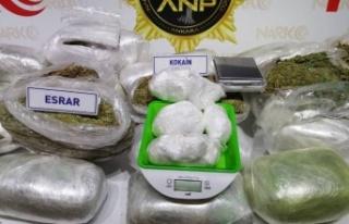 Başkentte Büyük Uyuşturucu Operasyonu
